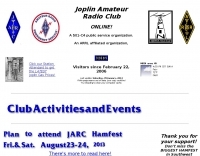 DXZone Joplin Annual Hamfest
