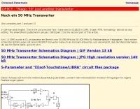 50 MHz Transverter idea