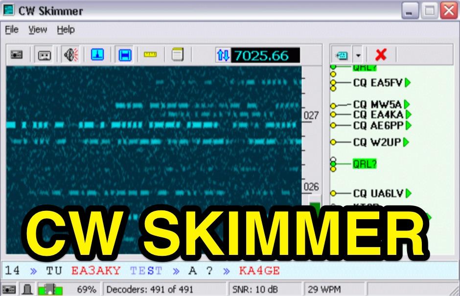 CW Skimmer