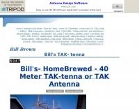 DXZone 40 Meter TAK- tenna home made