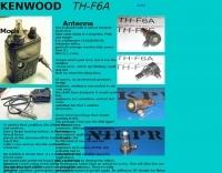 TH-F6A -TH-F7 Antenna mods