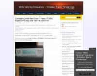 Contesting with New Yaesu FT-950