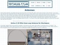 Techlib.com Antennas