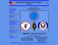 OSCAR - Owatonna Steele County Amateur Radio