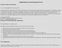 Modifications for the Kenwood TS-570