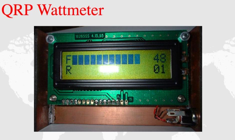 QRP Wattmeter