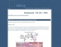Kenwood  TS-50 / 50S