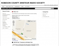 Robeson County Amateur Radio Society