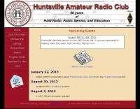 K4BFT  Huntsville Amateur Radio Club