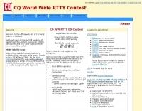 CQ WW RTTY