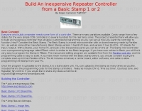 Build a Repeater Controller