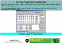 IC-Prog Prototype Programmer