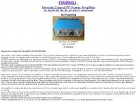 DXZone 5-band RF Power Amplifier