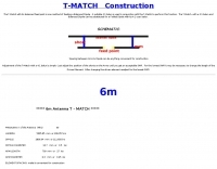 DXZone T-Match Construction