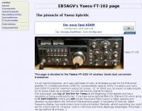 Yaesu FT-102 page