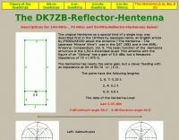 DK7ZB hentenna