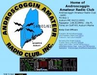 W1NPP Androscoggin Amateur Radio Club