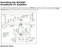 WA2EBY HF amplifier