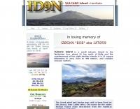ID9N Vulcano Island Dxpedition