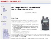 DXZone TK5  for IC-R5