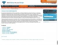 Vishay BCcomponents