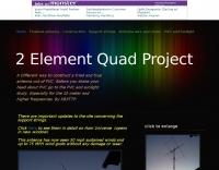 2 Element Quad Project
