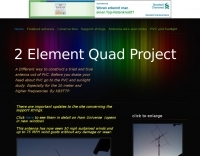 2 Element Quad Project