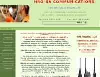 DXZone Ham Radio Outlet - SA