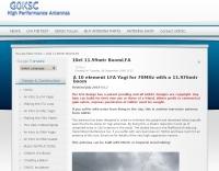 10 elements  70MHz Low Noise LFA