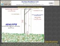 DXZone Vertical for 80 or 160 meters