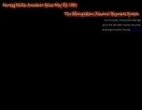 Metropolitan Amateur Repeater System