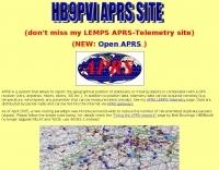 DXZone HB9PVI APRS Site