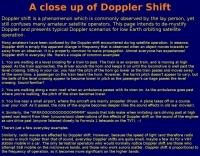 DXZone The Doppler Shift