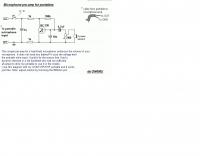 DXZone Mic Pre Ampllifier