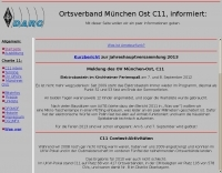 DARC Ortsverband Muenchen-Ost  C11