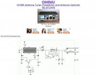 Homemade HF +50MHz Antenna tuner