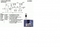 7 Watt HF Amplifier