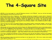 DXZone The 4-Square Site