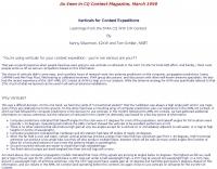 DXZone Verticals for Contest Expeditions