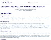 DXZone Multiband HF Antenna