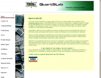 Quartslab