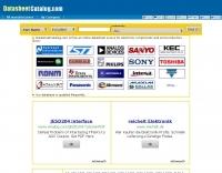 DXZone Datasheet catalog