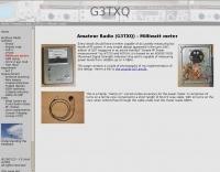 DXZone G3TXQ  Milliwatt meter