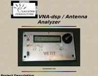 DXZone VNA-dsp / Antenna Analyzer