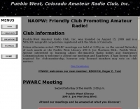 DXZone Pueblo West Amateur Radio Club