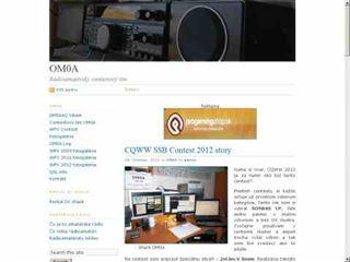 OM0A Rental DX shack