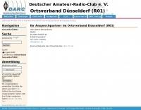 DXZone DARC Ortsverband Dusseldorf R01