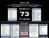 DXZone HamLog for iPhone