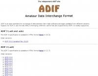 ADIF.org