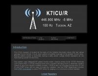 k7ICU Tucson AZ Repeater